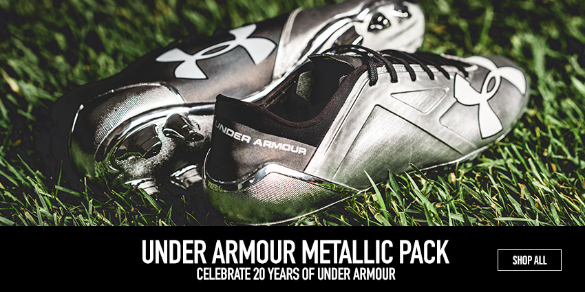 Shop the Under Armour Boot Collection
