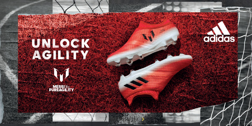Shop the Latest adidas Boots